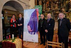 Las iglesias de San Andrés, San Martín y San Esteban albergarán 'Reconciliare', la próxima edición de Las Edades del Hombre en Cuéllar (Segovia) http://www.revcyl.com/web/index.php/cultura-y-turismo/item/8531-las-iglesias