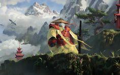 world of warcraft mists of pandaria - Full HD Wallpaper, Photo 5000x3125