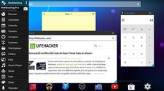 Multitasking Adds a Suite of Floating, Resizable Apps to Android