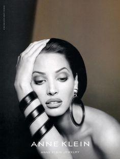 Christy forverrrrr and everrrr..still a stunning beauty....xoxo D