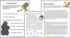 Great website for ELA worksheets englishworksheetsland.com