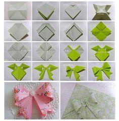 Papir sløjfe