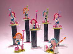 muñecas portalapiceras  Romina Martínez   FOXlife.tv