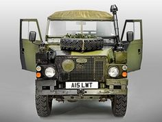 LRO CALL FOR VEHICLES FOR PHOTOSHOOT, DERBY