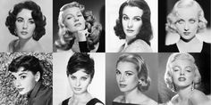 15 Old Hollywood Beauty Secrets You Won't Believe  - MarieClaire.com I just love these ladies!