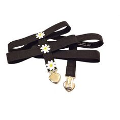 The Daisy Chain Leg Garter ($25) ❤ liked on Polyvore featuring intimates, accessories, garter, other and fillers