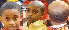 Um barbeiro encontrou uma forma caricata de castigar os meninos que se portem mal: dar-lhes penteados como de um homem mais velho e careca. TopaIsto Pais cansados dos seus filhos indisciplinados estão a serconvidados a leva-los para …