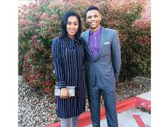 Russell Westbrook and his wife Nina have us swooning over their adorable love   Essence.com
