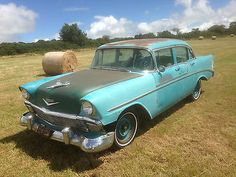 Chevrolet #belair 1956 #cuban look but rock solid #california car,  View more on the LINK: http://www.zeppy.io/product/gb/2/282130078814/