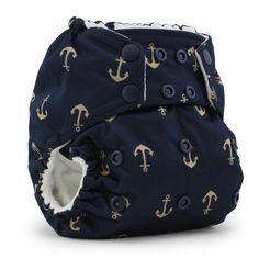 Rumparooz One-Size Pocket Cloth Diaper - Doodlebum Diapers - 3