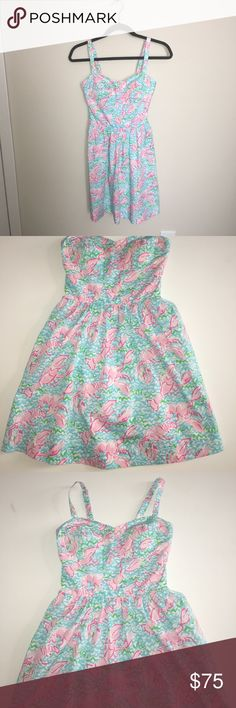 Lilly Pulitzer Dress In Good Condition. Lilly Pulitzer Dresses