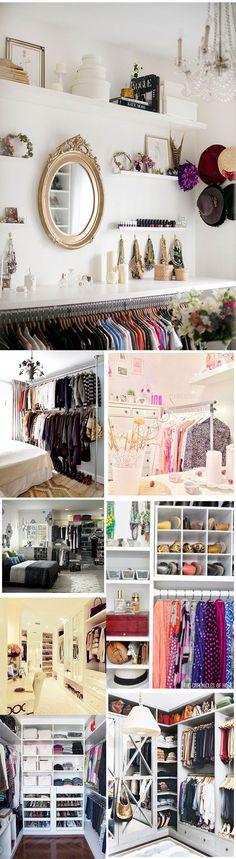fotos closet pequeno
