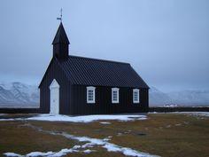 Budir Iceland