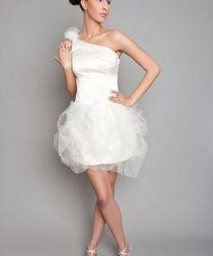 Minion, Formal Dresses, Wedding Dresses, One Shoulder Wedding Dress, Ballet Skirt, Skirts, Weddings, Fashion, Dress