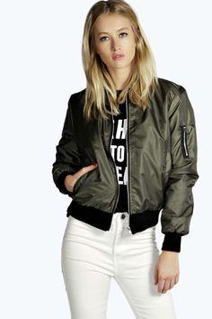 paty veste bomber ma1 - Bombers - Manteaux & Vestes - Vêtements Femme