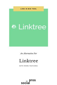 Although Linktree is a vanguard among Instagram link in bio tools, a newfound alternative seems to outrun it. But what is that tool and what extra features does it have that Linktree is incapable to offer? #linkinbio #instagram #Instagramforbusiness Instagram Bio, Alternative, Tools, Link, Free, Instruments