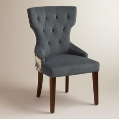 One of my favorite discoveries at WorldMarket.com: Atlantic Floral and Bird Maxine Dining Chair