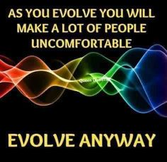 Wake up and Evolve