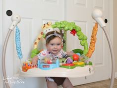 The best baby items we ever purchased. Nine great ideas on what to buy for your baby that will help make life easier!