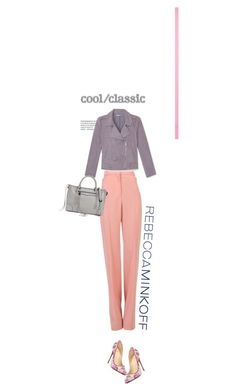 """""""Cool Classic"""" by drigomes ❤ liked on Polyvore featuring STELLA McCARTNEY, Rebecca Minkoff, Christian Louboutin, women's clothing, women, female, woman, misses, juniors and contestentry"""