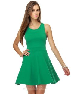 Simply A-line Bateau Short / Mini Satin Colored Junior Bridesmaid Dresses - $72.99 - Trendget.com