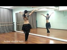 Arabic double turn   ATS® video vocabulary - YouTube Danza Tribal, Tribal Dance, Belly Dancing Videos, Martial Arts Workout, Dance Movement, Boredom Busters, Belly Dance Costumes, Tribal Fusion, Lets Dance