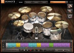 EZdrummer 2 v2.1.3 UPDATE WiN r4e | August 7th 2016 | 77 MB x86 x64 VSTi AAX RTAS EZdrummer 2 takes drum production to a whole new…