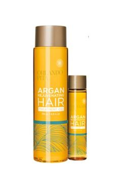 Who doesn't love argan oil? The do-everything product has a multitude of benefits, which include being a real hair savior. This particular one, from celebrity hairstylist Orlando Pita, is formulated to help tame frizzy hair and add moisture to dry locks — things most of us suffer from come summer. And, in proper Costco fashion, you can get more for your money by picking up a set for less than $15. #refinery29 http://www.refinery29.com/best-costco-beauty-products#slide-4