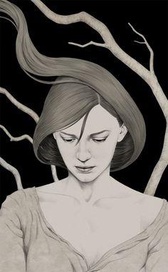 Diego Fernandez (22) (Featured: Beautiful Digital Art Sketches by Diego Fernandez on CrispMe)