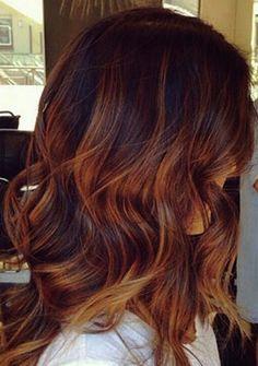 Hair color, Tiger Eye Hair color