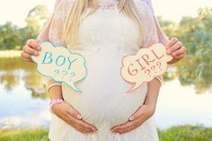 Help the happy soon-to-be parents share the excitement of finding out if their bundle of joy will be a boy or girl with a gender reveal party! Here are a few fun ideas.