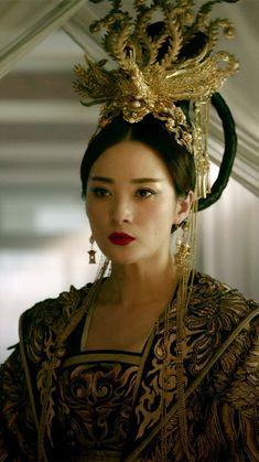 Chinese Style, Chinese Fashion, Ancient Beauty, Hair Reference, Japanese Architecture, Hanfu, Skin Makeup, Geisha, Beauty Women