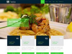 Pasta - Plantilla gratis HTML5 y CSS3 para restaurantes