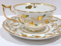 Turquoise Gold White Royal Standard Teacup and Saucer, English Teacups, Bone China Cup and Saucer, Tea Set, Aqua Tea Cup, Tea Cups by AprilsLuxuries on Etsy https://www.etsy.com/listing/200415562/turquoise-gold-white-royal-standard