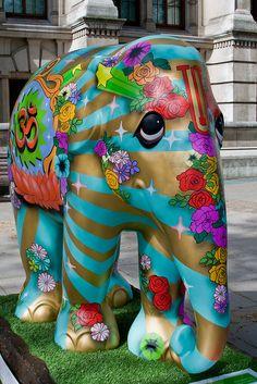 Hathi, 2010 London
