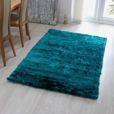 Whisper Dark Teal Jade Rug with Fast Free UK Delivery & best prices online Guaranteed. Huge choice of quality styles and designs in stock at Land of Rugs. Teal Rug, Yellow Rug, Bed In Living Room, Bed Room, Jade, Contemporary Rugs, Modern Rugs, Types Of Rugs, Cool Rugs