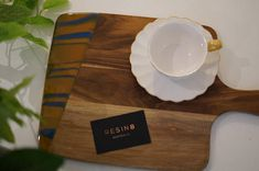 Australia Acacia Serving Board with Sunset Orange and Serving Board, Acacia, Australia, Sunset, Orange, Interior Design, Tableware, Furniture, Home Decor