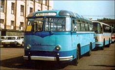 История советского автобуса / Назад в СССР / Back in USSR
