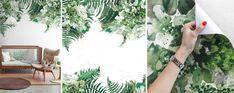 Принт недели: тропические листья – Вдохновение