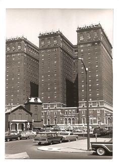 Hotel Statler, 1960s