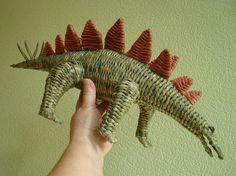 Стегозаврик домашний!