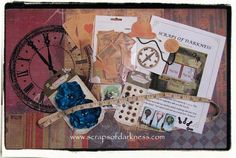 Scraps of Darkness My Guy Kit, September 2012 Paper Art, Paper Crafts, We Have A Winner, Child Please, Scrapbook Pages, Scrapbook Layouts, Its A Wonderful Life, My Guy, Scrapbooks