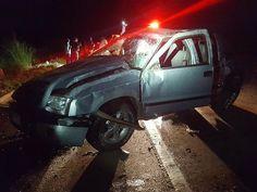 Motorista morre em capotamento em Monte Alegre de Minas