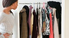 Organizing expert Julie Morgenstern shares 10 tips for cleaning out your closet.