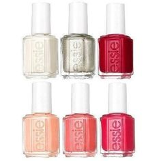 Essie Lacquer Giggle Hi, Giggle Low Collection