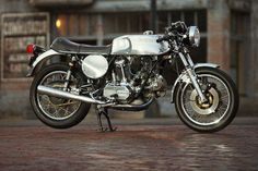 How do you make a classic Ducati look any better than it already does? Convert it into a functional and highly desirable Cafe Racer.