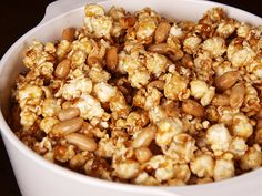 Nuts about nuts and popcorn Tagalog Words, Snack Recipes, Snacks, Popcorn, Sweets, Diet, Martial, Law, Food