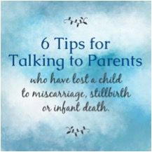 6 Tips For Talking With Parents Who Have Lost A Child - Still Standing Magazine