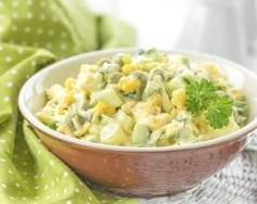 Salade de maïs (facile, rapide) - Une recette CuisineAZ