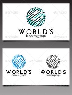 Business Logo — Vector EPS #internet #logo • Download here → https://graphicriver.net/item/business-logo/5636950?ref=pxcr